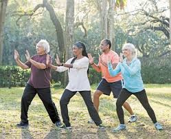 Tai Chi for Arthritis with Cathy